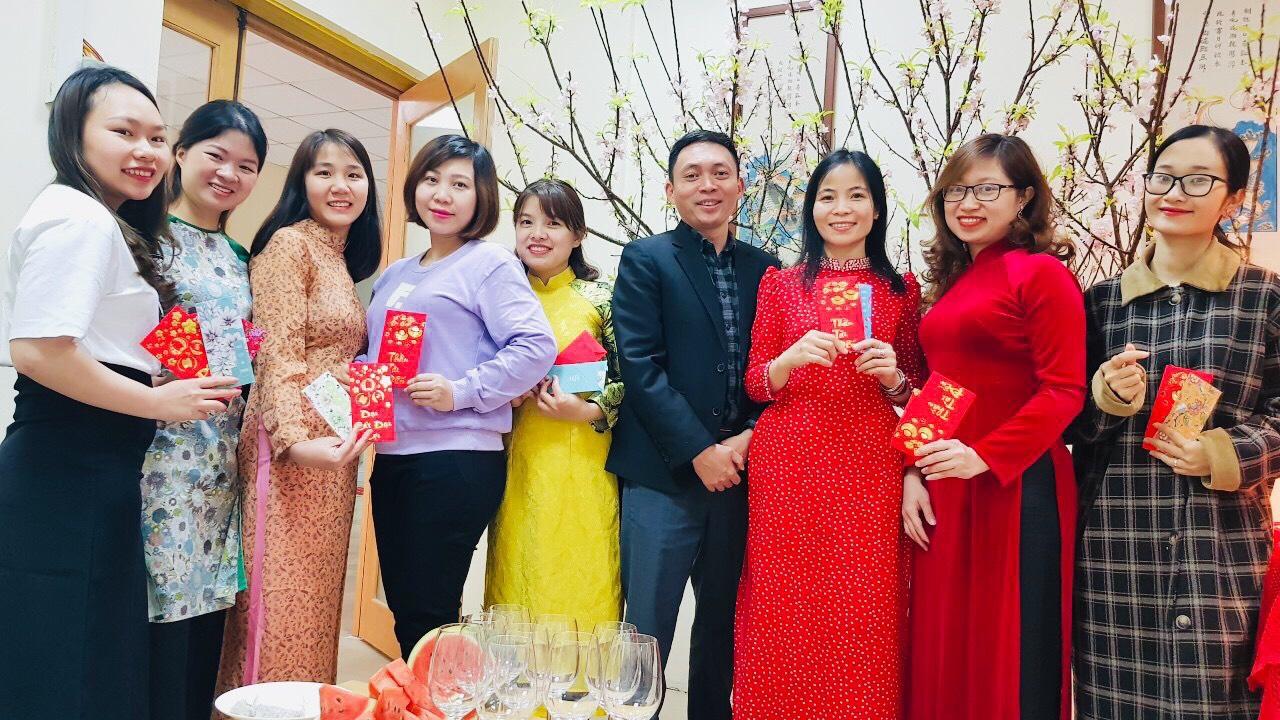 Công ty Dược phẩm Khang Linh chào năm mới Tân Sửu – Cơ hội và thách thức