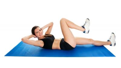 4 Bài tập đơn giản giúp thu gọn mỡ bụng, mỡ đùi mà không cần ăn kiêng