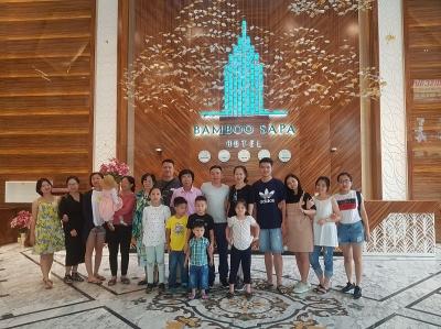 Công ty TNHH Dược Khang Linh Tổ chức thăm quan du lịch cho CBNV năm 2019